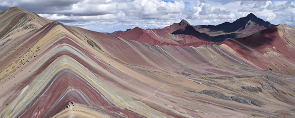 Rainbow Mountain Hikes