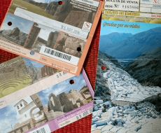 Understanding the Cusco Tourist Ticket and other Entrances for Cusco Sites