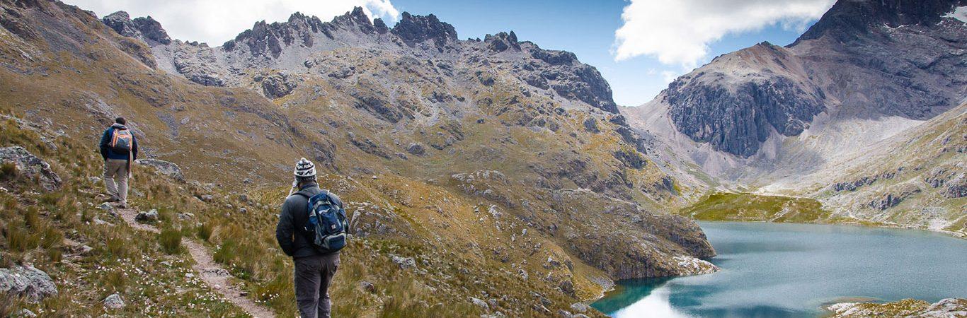 Mantanay Hike To Machu Picchu