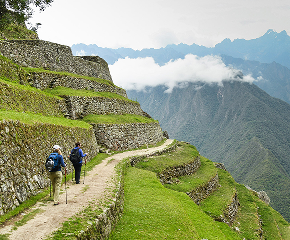 Traditional Inca Trail Hike