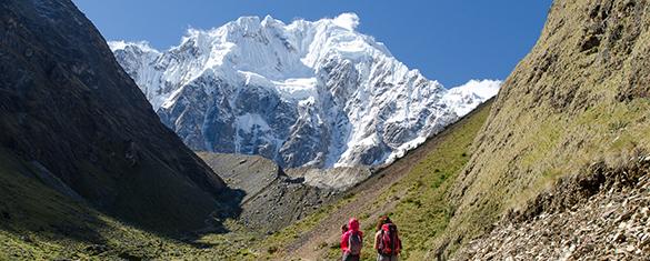 Salkantay Hike