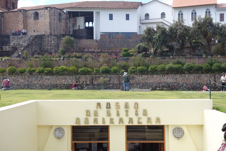 Qoricancha Site Museum