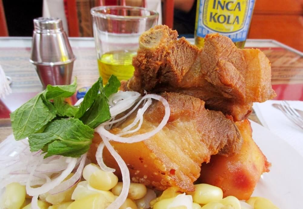 Top 6 Peruvian Foods to Try
